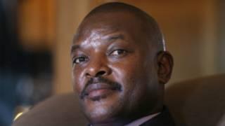 Shugaba Pierre Nkurunziza