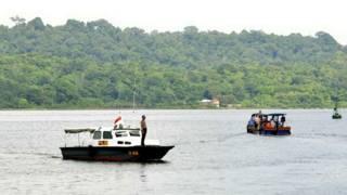 Nusakambangan, na Indonésia (AP)