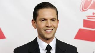 Rodney Figueroa, presentador de Univisión