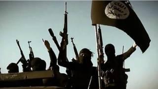 مقاتلون في تنظيم الدولة الاسلامية