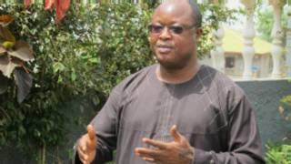 Makamo wa rais wa Sierra Leone Sam-Sumana