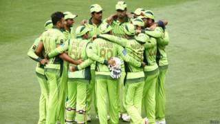 पाकिस्तान क्रिकेट टीम के खिलाड़ी