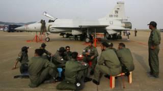 巴基斯坦空軍戰鬥機
