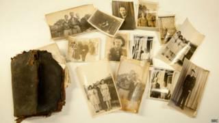 Carteira perdida há 65 anos