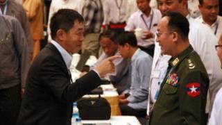 KIA attends Peace Talks