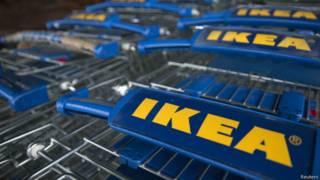 Тележки IKEA