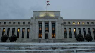 مقر البنك الفيدرالي الأمريكي