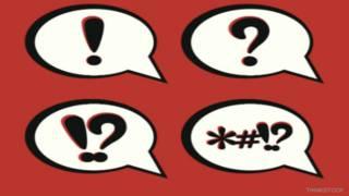 Símbolos de palabras groseras