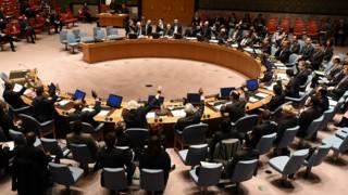 Заседание СБ ООН: архивное фото