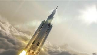 Сверхтяжелая американская ракета