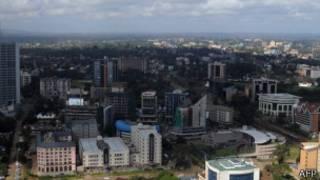 Uwo mukecuru yari afungiwe ku birometero hafi 120 uvuye i Nairobi