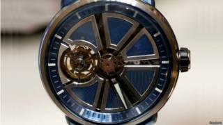 जेकब एंड कंपनी की टूरबिलौन घड़ी