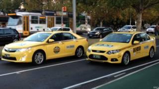 टैक्सियों की कमी