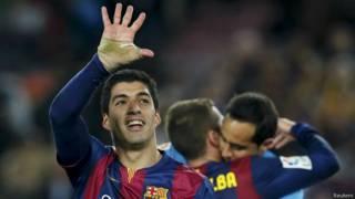 Barcelona x Real Madrid no dia 22 de março de 2015   Foto: Reuters
