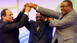 مصر، ایتھوپیا اور سوڈان کا دریائے نیل پر معاہدہ