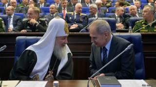 Зорькин и Гундяев