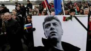 шествие памяти Немцова