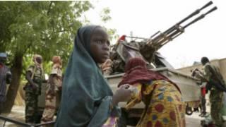 Boko Haram yara