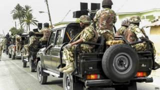 नाइजीरिया की सेना
