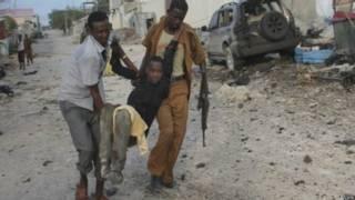 सोमालिया में अल शबाब का हमला