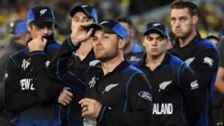 न्यूज़ीलैंड के कप्तान ब्रैंडन मैक्कुलम