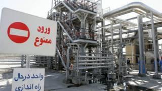 Ядерные объекты Ирана