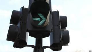 ट्रैफिक लाइट्स