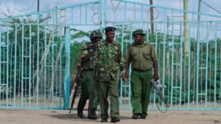 कीनियाई सेना