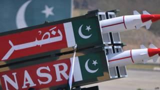 पाकिस्तानी मिसाइल