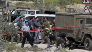 Ubwicanyi muri Israeli
