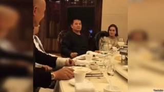 毕福剑调侃毛泽东视频