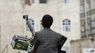 Mayakin kabilar Houthi