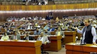 पाकिस्तान की संसद