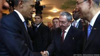 Credito: AFP/Presidencia Panama