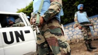 Миротворческая миссия ООН в Конго