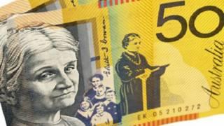 ऑस्ट्रेलिया का बैंक नोट