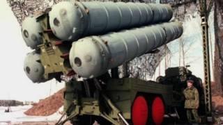 रूसी मिसाइल प्रणाली