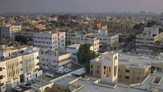 Kota Jeddah di Saudi