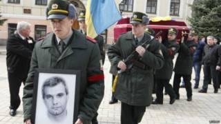 Похорон Ігоря Брановицького