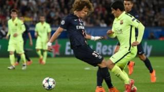 Luis Suarez David Luiz