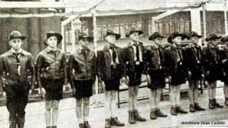 Juventudes hitlerianas en el Colegio Alemán de México durante la II Guerra Mundial
