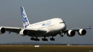 Superjumbo A380