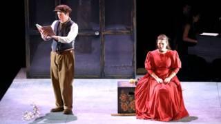 Guildhall音樂戲劇學院的經典歌劇片段受到中國觀眾的歡迎