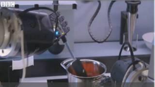 रोबोट रसोईया