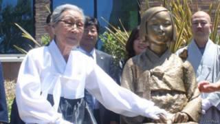 慰安婦青銅像