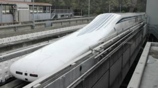 Рекорд скорости поезда