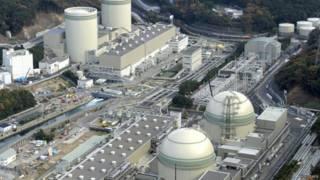 مفاعل نووي ياباني