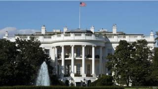 अमरीका का राष्ट्रपति भवन