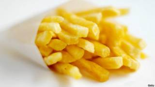 A ciência da batata frita perfeita