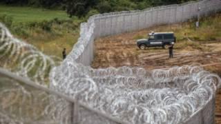 सीमा क्षेत्र